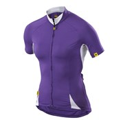 Mavic Cloud Womens Short Sleeve Cycling Jersey