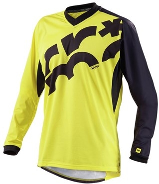 Image of Mavic Crossmax Long Sleeve Cycling Jersey