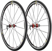 Ksyrium Elite S Red Road Wheel Set