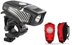 Lumina Micro 250 + Solas Combo USB Rechargeable Light Set