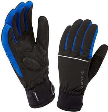Image of Sealskinz Extra Cold Winter Cycle Gloves