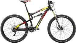 Zesty AM 327 Mountain Bike 2015 - Full Suspension MTB