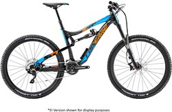 Zesty AM 527 Mountain Bike 2015 - Full Suspension MTB