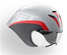 MET Drone Wide Body HES Road Cycling Helmet 2017