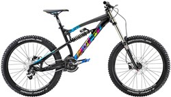 Froggy 318 Mountain Bike 2015 - Full Suspension MTB