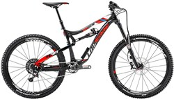 Spicy Team Ei Mountain Bike 2015 - Full Suspension MTB