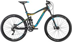 X-Control 527 Mountain Bike 2015 - Full Suspension MTB