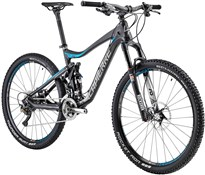 X-Control 727 Mountain Bike 2015 - Full Suspension MTB