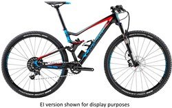XR 729 Mountain Bike 2015 - Full Suspension MTB