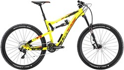 Zesty AM 427 EI Mountain Bike 2015 - Full Suspension MTB
