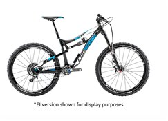 Zesty AM 827 Mountain Bike 2015 - Full Suspension MTB