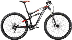 Zesty TR 329 Mountain Bike 2015 - Full Suspension MTB