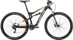 Zesty TR 429 Mountain Bike 2015 - Full Suspension MTB