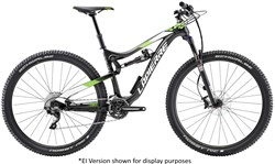 Zesty TR 529 Mountain Bike 2015 - Full Suspension MTB
