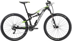 Zesty TR 529 EI Mountain Bike 2015 - Full Suspension MTB