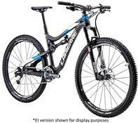 Zesty TR 829 Mountain Bike 2015 - Full Suspension MTB