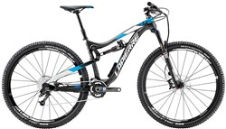 Zesty TR 829 EI Mountain Bike 2015 - Full Suspension MTB