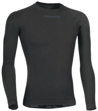 Specialized 1st Layer Seamless Long Sleeve Cycling Base Layer AW17