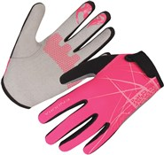 Hummvee Long Finger Kids Cycling Gloves