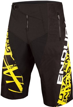 Image of Endura MT500 Burner Ratchet Baggy Cycling Shorts AW16