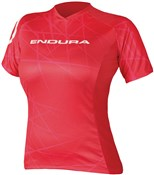 Endura SingleTrack T Womens Short Sleeve Cycling Jersey  SS16