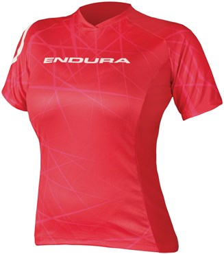 Image of Endura SingleTrack T Womens Short Sleeve Cycling Jersey  SS16