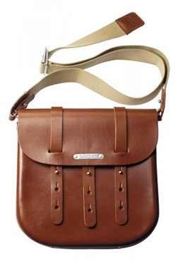 Image of Brooks B3 Satchel Shoulder Bag