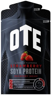 Image of OTE Soya Protein Recovery Drink Mix - 52g x Box of 14