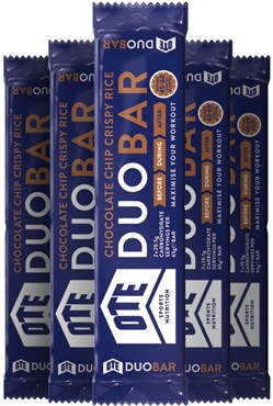 OTE Race Duo Bar - 60g x Box 24