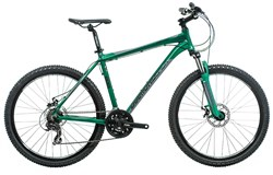 Overdrive Mountain Bike 2015 - Hardtail MTB