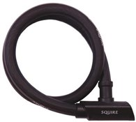 Product image for Squire Mako Plus Cable Lock -  Sold Secure Bronze