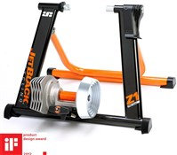 JetBlack Z1-Pro Fluid Trainer with SQR Fit System + APP