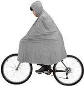 Tenn PVC Waterproof Cycle Cape Poncho
