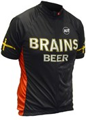 WRPA Brains Beer Cycling Jersey