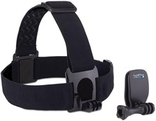 Product image for GoPro Head Strap and Quick Clip
