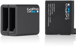 GoPro Dual Battery Charger + Battery - For HERO4