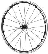 Product image for Shimano C35-CL Tubeless Compatible Clincher Rear Wheel WHRS81TL