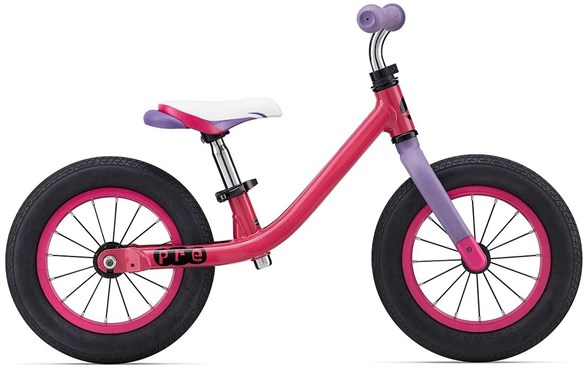 Giant Pre Push Girls Balance Bike 2017 - Kids Balance Bike