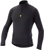 Wool Blend Long Sleeve Cycling Base Layer