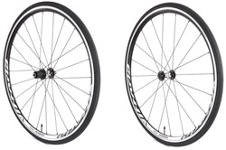 Product image for Vittoria Session Training Alloy Clincher 11spd SRAM/Shimano Quick Release Wheelset