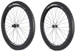 "Vittoria Deamion All Mountain Pro 27.5"" Alloy MTB SRAM/Shimano No Tool Hub Centrelock Disc Mount MTB Wheelset"