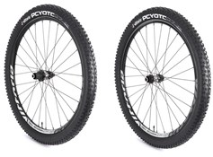 "Product image for Vittoria Reaxcion XC Pro 27.5"" Alloy SRAM/Shimano No Tool Hub Centrelock Disc Mount MTB Wheelset"