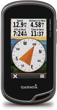 Image of Garmin Oregon 600T Mapping Handheld GPS Unit
