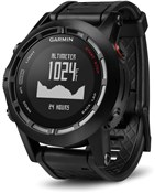 Garmin Fenix 2 Performer Watch Bundle With Premium Heart Rate Monitor