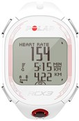 Polar RCX3F Run Heart Rate Monitor Computer Watch