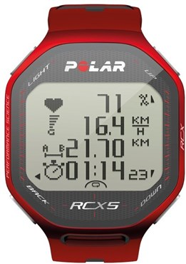 Polar RCX5 GPS Heart Rate Monitor Computer Watch