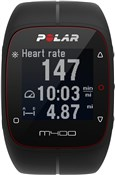 Polar M400 GPS Heart Rate Monitor Computer Watch