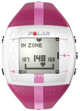 Polar FT4F Womens Heart Rate Monitor Computer Watch