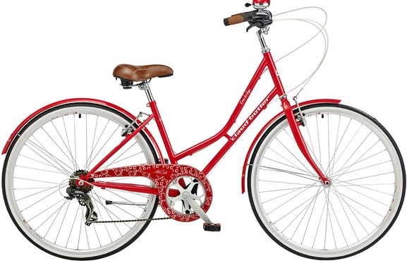 Claud Butler Cambridge Plush Womens 2017 - Hybrid Classic Bike