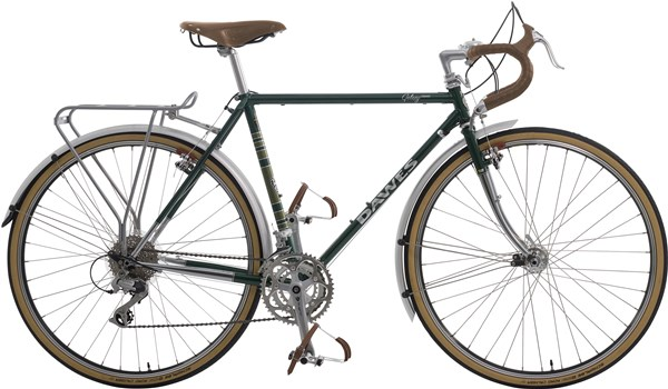 Image of Dawes Classic Galaxy 531 700c 2016 - Touring Bike